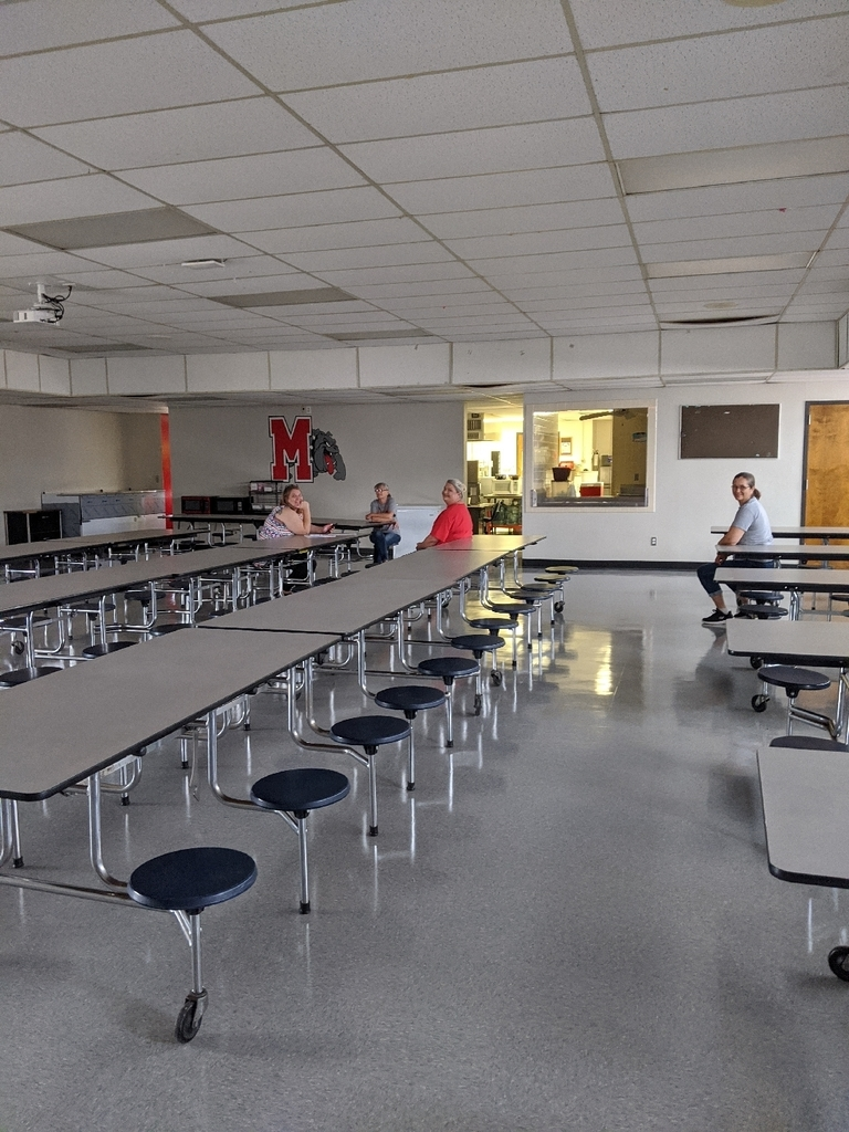 New Cafeteria Update
